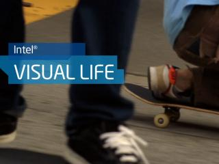 intel visual life hero - 50% 50%