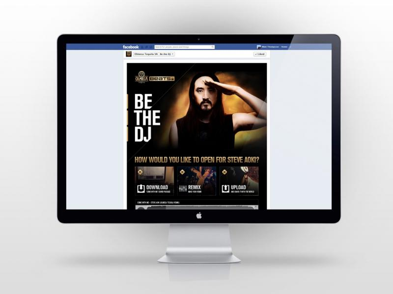 Open Be the DJ - Steve Aoki